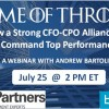 The CPO – CFO Alliance