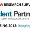 "Survey is LIVE for ""CPO Rising 2012: Keeping Score"""