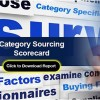 The Category Sourcing Scorecard is Now Available