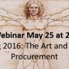 New Webinar – CPO Rising 2016: The Art and Science of Procurement